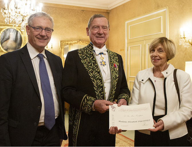 remise de prix Messe Frankfurt