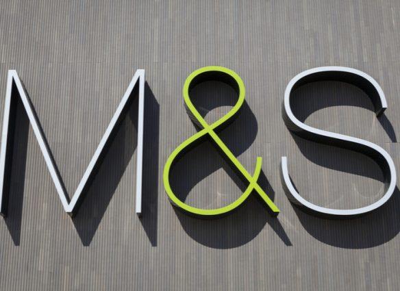 logo marque Mark&Spencer