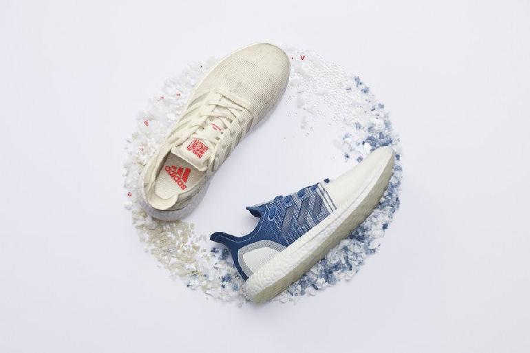 Adidas utilise plus de 50% de polyester recyclé en 2020
