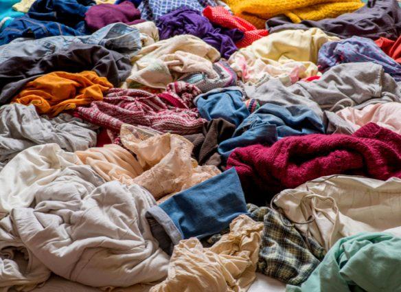 textiles usagés